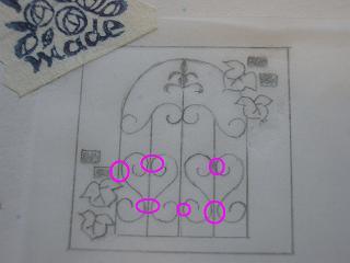 2窓のハンコの作り方 018 丸