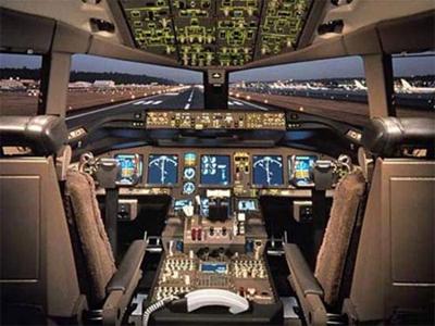 777コクピット