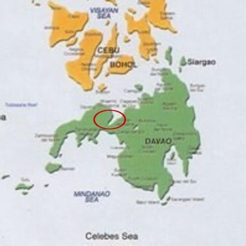 フィリピン地図1