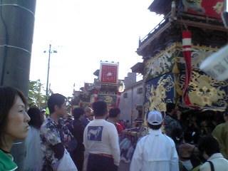 半田 亀崎潮干祭り