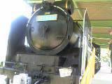 交通公園D51機関車
