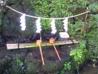 貴船神社 お水