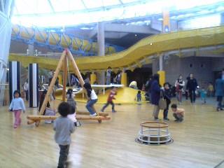 愛知県児童総合センター 旧わんぱく広場