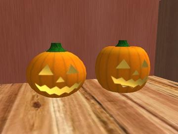 かぼちゃマスク