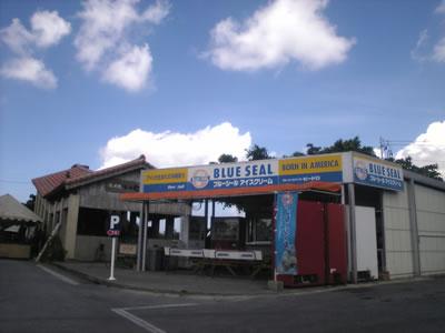 沖縄では有名なアイスらしい