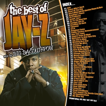 THE BEST OF JAY-Z _ JaketEASTER