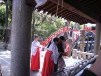 2009年4月19日住吉大社結婚式&二次回 020