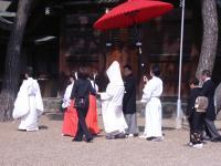 2009年4月19日住吉大社結婚式&二次回 034