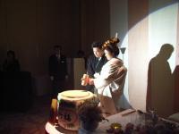 2009年4月19日住吉大社結婚式&二次回 060