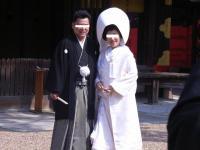2009年4月19日住吉大社結婚式&二次回 025編集
