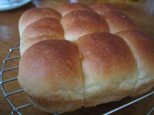 ミニミニちぎりパン