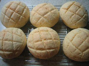 いつか作ってみたいと思ってたメロンパン