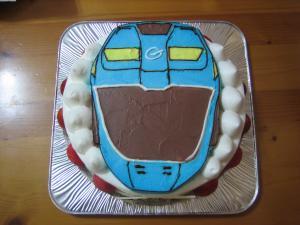 ゴーオンケーキ