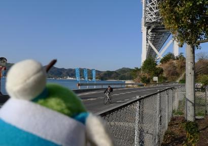 自転車でエコ!!