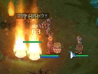 ネタキャラ祭りで花火~