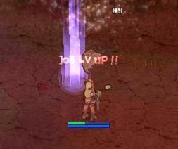 蟻地獄にてジョブLv上がった殴りハム子