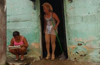 que significa cuero en dominicano prostitutas pacifico madrid