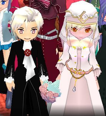 これが普通の花嫁スタイル・・・