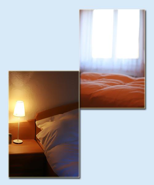 寝室のコピー
