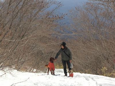那須雪遊び無垢君と 009-1