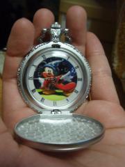 懐中時計!