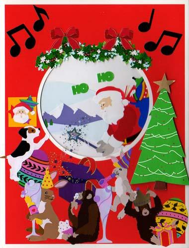 クリスマスカード01