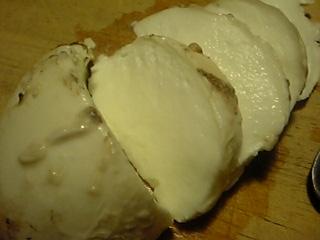 「Mozzarella Affumicata di Bufala Campana(モッツアレラ・アフミカータ)」(イタリア)