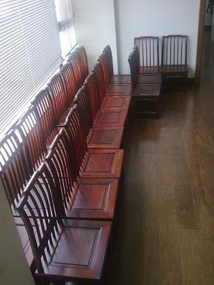 #32418;木椅子