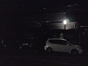 川越まつり会館(夜)
