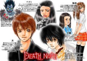 DEATH NOTE れびゅ