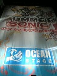 SUMMER SONIC 08