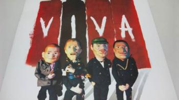 Viva La Vida 2009 US Tour Program