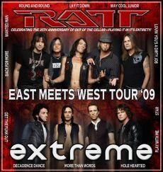 east meets west tour