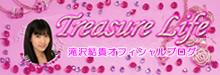 treasure life banner