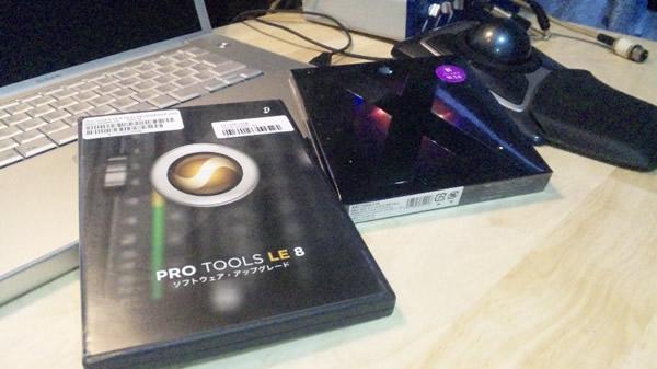 Pro Tools 8 &Mac OsX Leopard