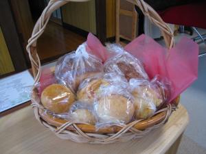 和粉のパン