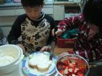 cake作り2♪