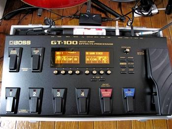 GT-100 全体