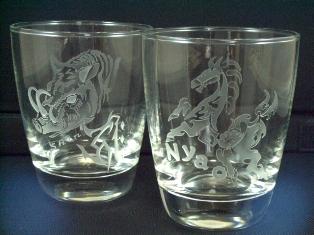 ブラストグラス