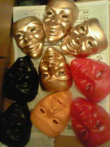 マスクの脅威