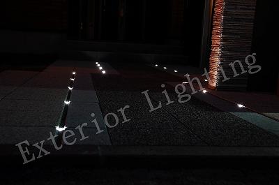 エクステリア 照明 LED