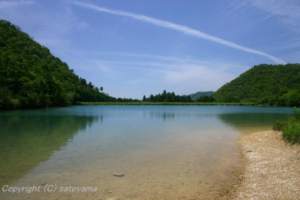 ため池景色2007