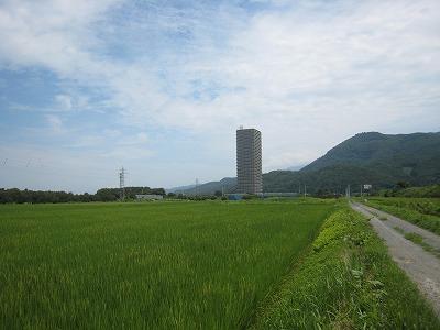 上山 スカイ タワー