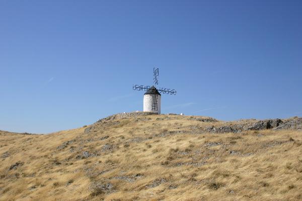 コンスエグラの風車3