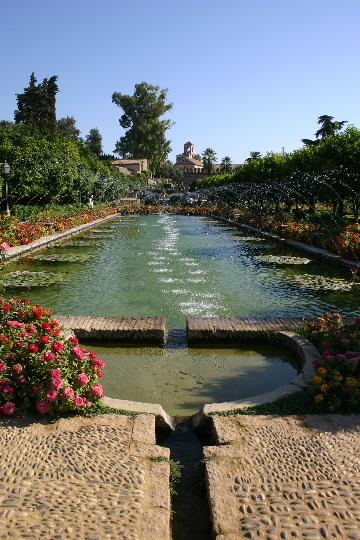 コルドバ アルカサル庭園