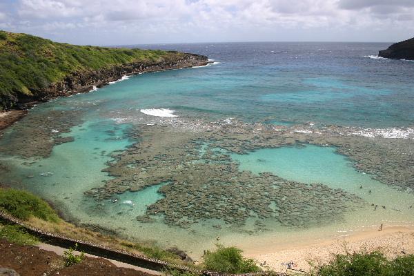 ハナウマ湾3