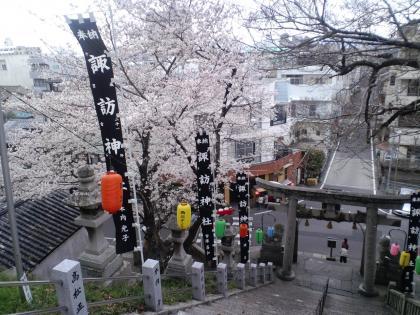 佐古諏訪神社へ散歩 (33)