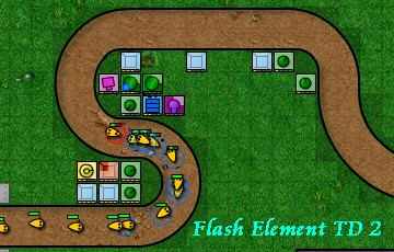 Flash Element Td 2
