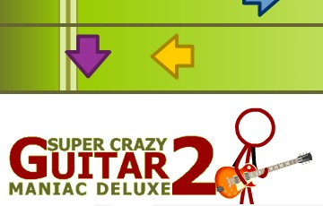 Super Crazy Guitar Maniac Deluxe