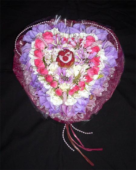 生花のバレンタイン